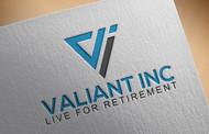 Valiant Inc. Logo - Entry #336