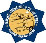 Escalante Heritage/ Hole in the Rock Center Logo - Entry #44