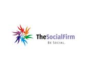 The Social Firm Logo - Entry #16