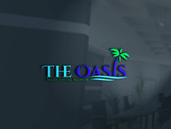 The Oasis @ Marcantel Manor Logo - Entry #74