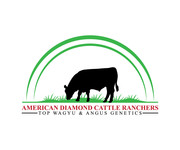 American Diamond Cattle Ranchers Logo - Entry #153