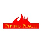 Piping Peach, Honey Lemon Pepper Logo - Entry #51