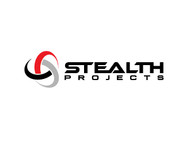 Stealth Projects Logo - Entry #55