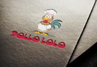 Pollo Lolo Logo - Entry #25