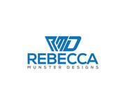 Rebecca Munster Designs (RMD) Logo - Entry #176