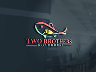 Two Brothers Roadhouse Logo - Entry #137