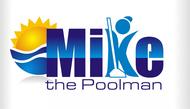 Mike the Poolman  Logo - Entry #104