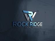 Rock Ridge Wealth Logo - Entry #80