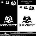 Logo needed for Kovert - Entry #2