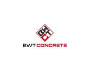 BWT Concrete Logo - Entry #396