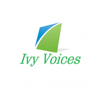 Logo for Ivy Voices - Entry #160