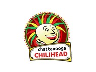 Chattanooga Chilihead Logo - Entry #153