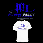 The Forever Family 5K Logo - Entry #19
