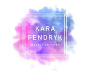Kara Fendryk Makeup Artistry Logo - Entry #85