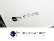 williams legal group, llc Logo - Entry #45