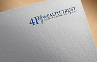 4P Wealth Trust Logo - Entry #245