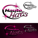 Haute Hats- Brand/Logo - Entry #2