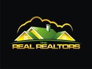 The Real Realtors Logo - Entry #82