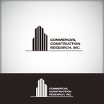 Commercial Construction Research, Inc. Logo - Entry #171
