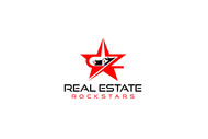 CZ Real Estate Rockstars Logo - Entry #149