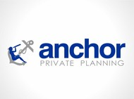 Anchor Private Planning Logo - Entry #149
