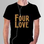 Four love Logo - Entry #328