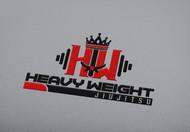 Heavyweight Jiujitsu Logo - Entry #112