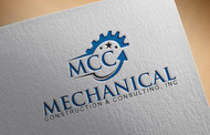 Mechanical Construction & Consulting, Inc. Logo - Entry #82