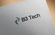B3 Tech Logo - Entry #79