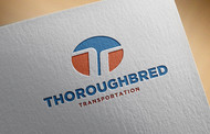 Thoroughbred Transportation Logo - Entry #146