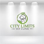 City Limits Vet Clinic Logo - Entry #57