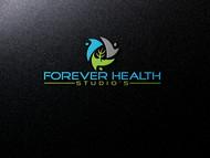 Forever Health Studio's Logo - Entry #203