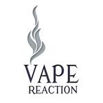 Vape Reaction Logo - Entry #21