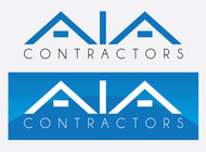 AIA CONTRACTORS Logo - Entry #128