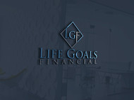Life Goals Financial Logo - Entry #21