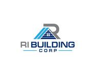 RI Building Corp Logo - Entry #7