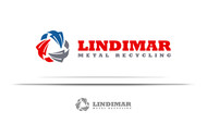 Lindimar Metal Recycling Logo - Entry #430