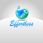 Effortless Pool Service Logo - Entry #18