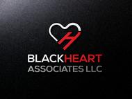 Blackheart Associates LLC Logo - Entry #23
