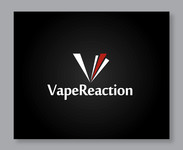 Vape Reaction Logo - Entry #133