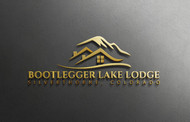 Bootlegger Lake Lodge - Silverthorne, Colorado Logo - Entry #59