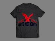 Unite not Ignite Logo - Entry #35