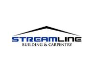 STREAMLINE building & carpentry Logo - Entry #37