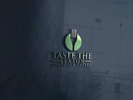 Taste The Season Logo - Entry #123