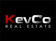 KevCo Real Estate Logo - Entry #37