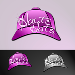 Haute Hats- Brand/Logo - Entry #14