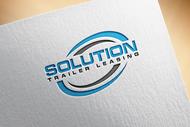 Solution Trailer Leasing Logo - Entry #297