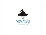 Warlocks Games and Beer Logo - Entry #4