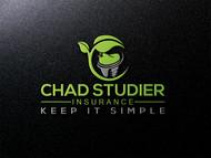 Chad Studier Insurance Logo - Entry #257