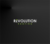 Revolution Roofing Logo - Entry #504
